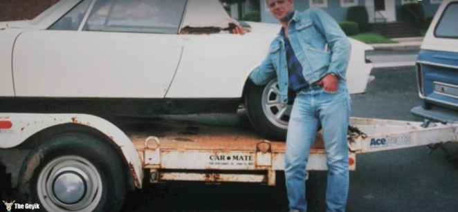 uvey babasinin eski arabasini tekrar alan kiz2