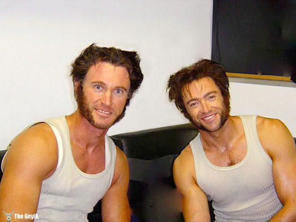 aktorler ve ikizi kadar benzeyen dublorleri 6