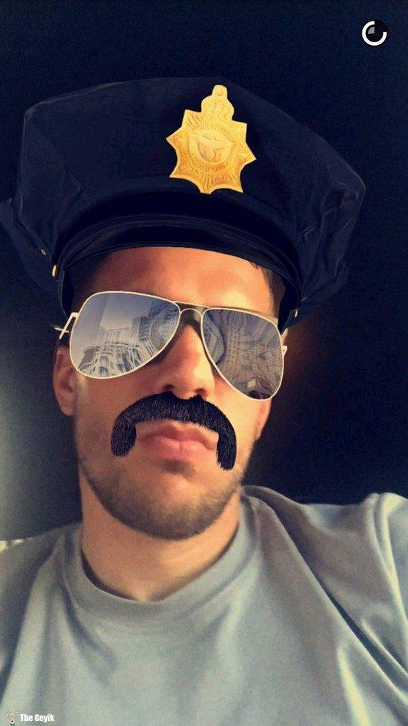 Podolski Snapchat
