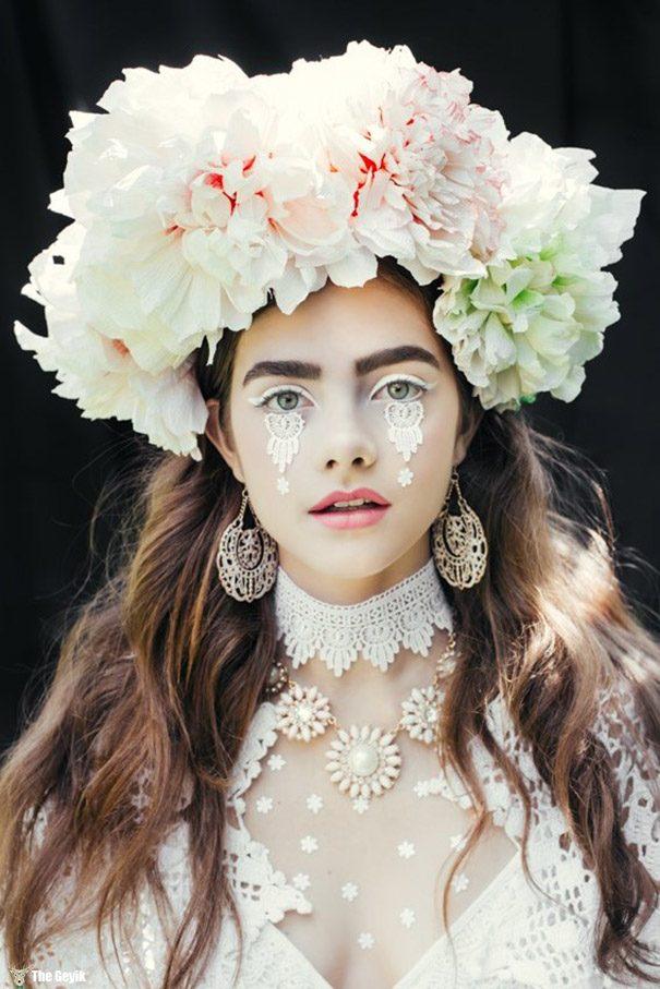 polonyalı sanatcı slav kültürel elbiseler 2