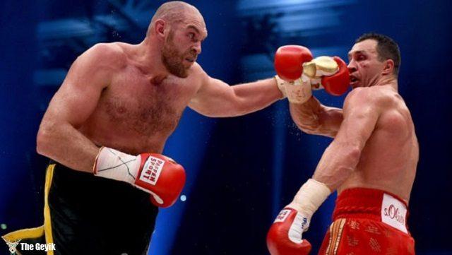 Fury-Klitschko rövanşı ne zaman