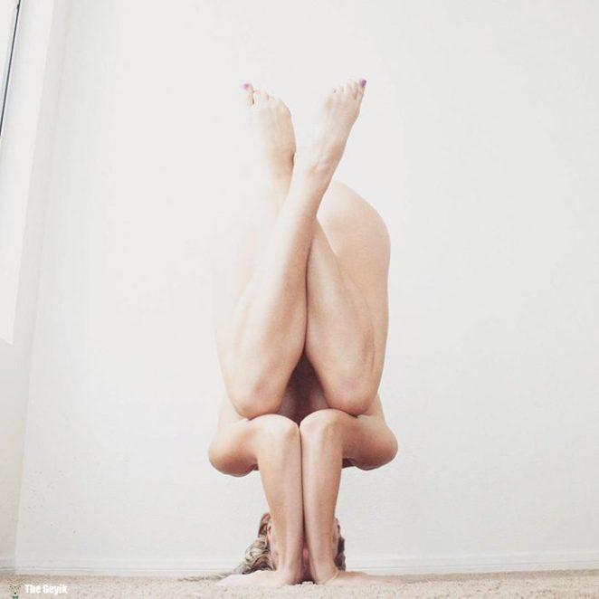 Yoga ile tecavüz girişiminin depresyon etkilerini atlattı 6