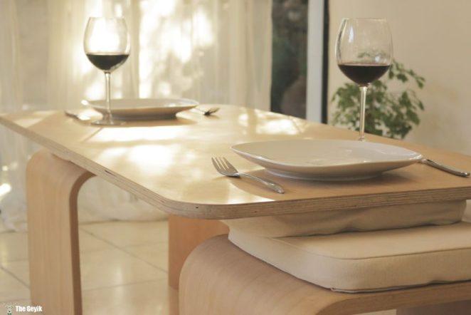 yemeği bitirmenizi mecbur kılan sevgili masası 2