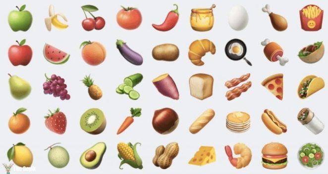 apple-gida-emojileri-degistirdi