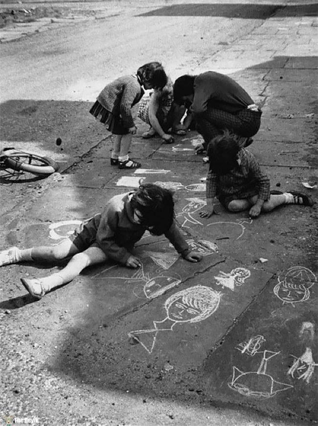 Bildergebnis für salford in the 50s