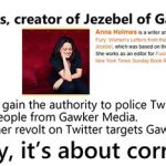 "anna holmes creator of ""Jezebel"" and ""Gawker media"""