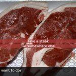dragon dating simulator steak