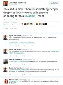 jonathan mcintosh rants about doom 4