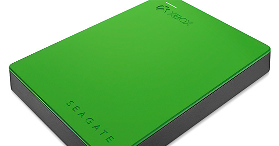 Seagate Presents The Game Drive For Xbox One And 360 TGG