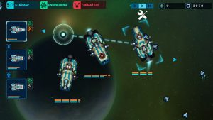 battlestation harbinger space fleets