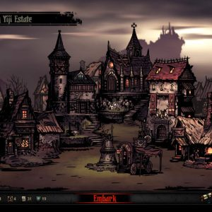 darkest dungeon houses