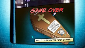 demetrios the big cynical adventure game over