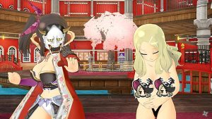 senran kagura shinovi versus characters