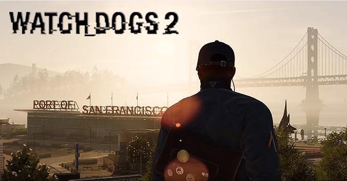 watch dogs 2 e3 2016