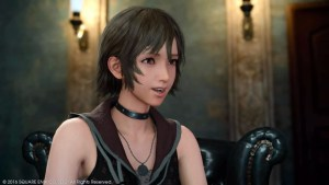 final fantasy xv iris amicitia render