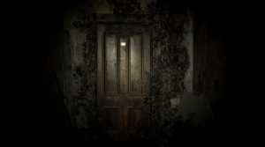 resident evil 7 the door of evil