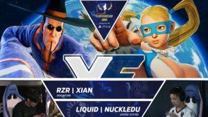 xian vs nukcle street fighter v