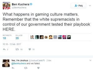 ben kuchera on white supremacists