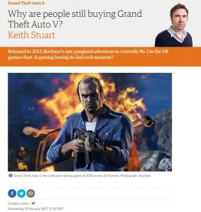 why-are-people-still-buying-grand-theft-auto-v-keith-stuart the guardian