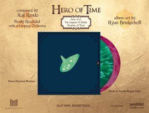 hero of time vinyl