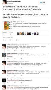 subtweetive streak vs feminist frequency