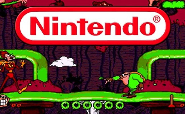 Here S Some Of The Most Ridiculous Nintendo Games Ever Tgg