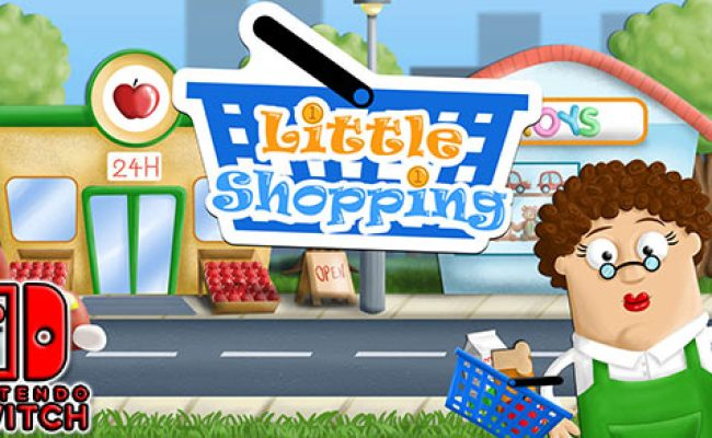 Little Shopping Is Out Now For Nintendo Switch Tgg