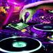 Afterworkparty met DJ en sfeerlichten