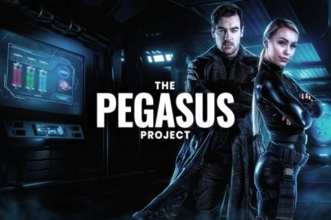 Online bedrijfsevent, escape room 'Pegasus' project