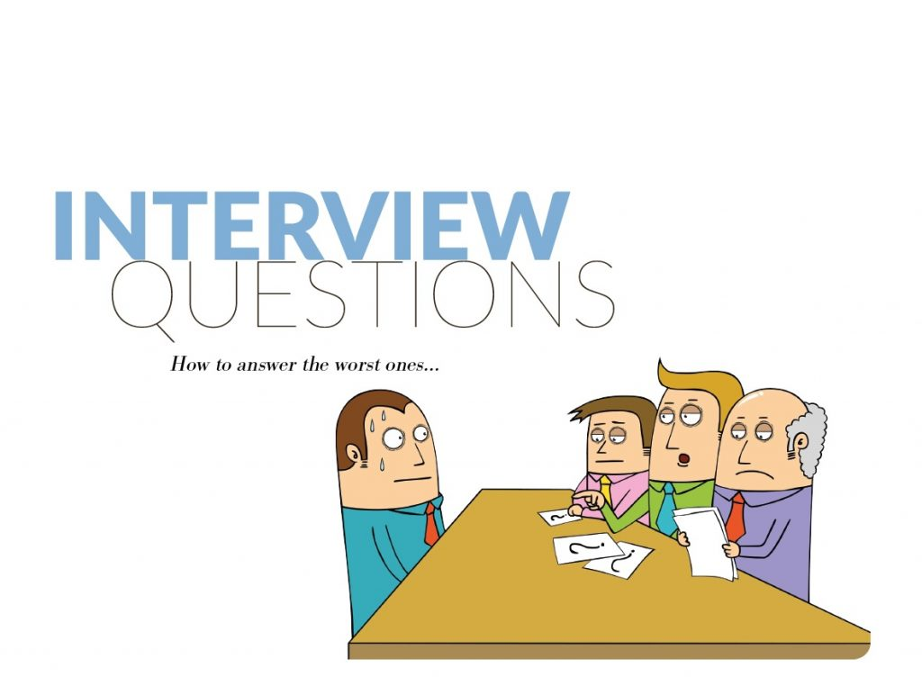 Having Interviewed More Than 500 Candidates For Potential Roles, I Feel I  Can Comment On Interview Questions With Some Degree Of Expertise In The  Subject.