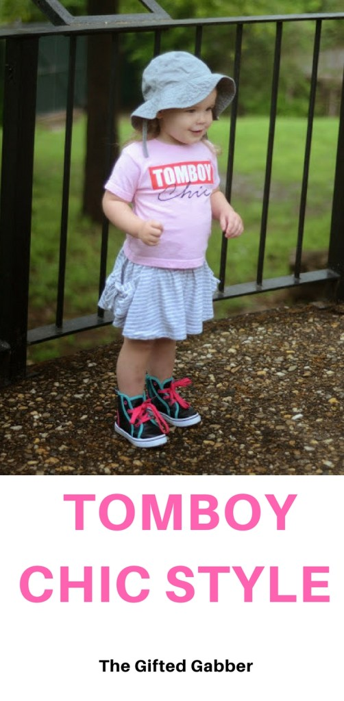 Tomboy Chic Style - Little Girl Style - The Gifted Gabber