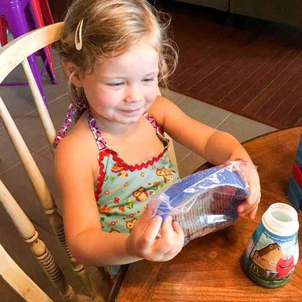 Ideas for using Happy Meal Toys - The Gifted Gabber