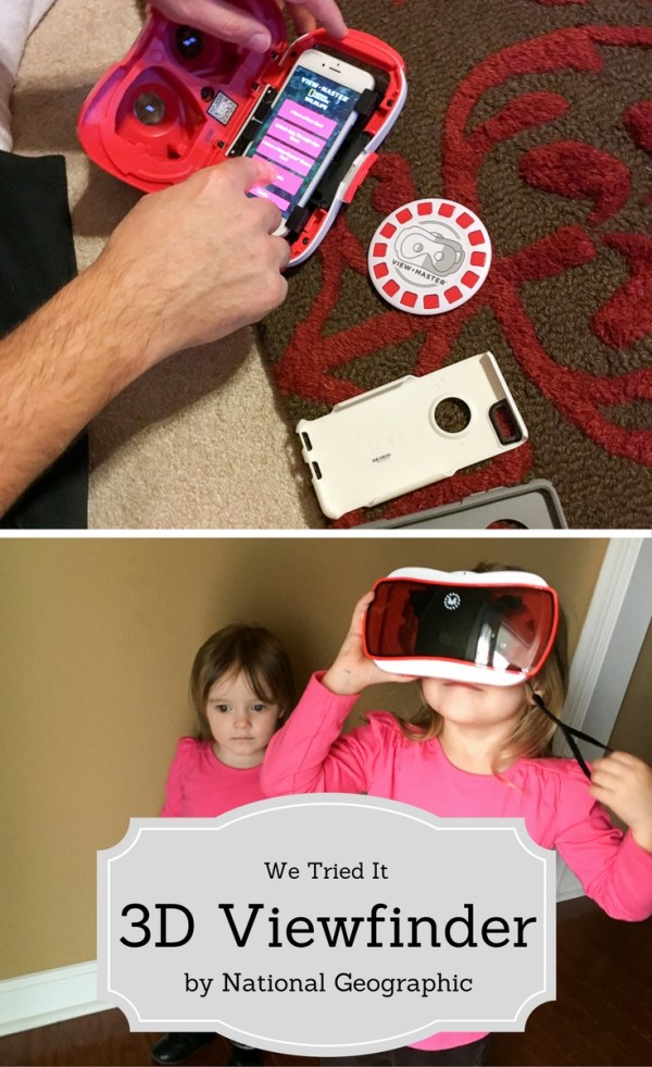 3D Viewfinder by National Geographic - Toys for Kids - Toys for Toddlers - Educational Toys - The Gifted Gabber