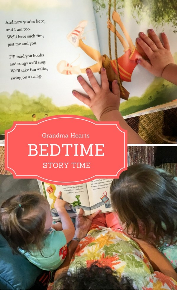 Grandma Hearts -Bedtime Book - children's book - children's story time - bedtime story - #sponsored - The Gifted Gabber