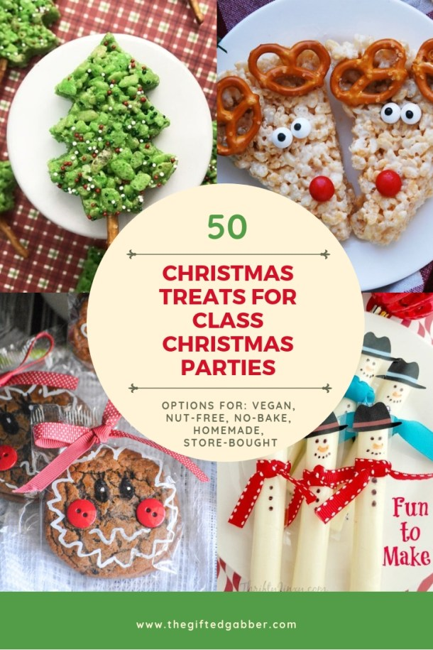 Cute Christmas Party.50 Cute Christmas Desserts For A Class Christmas Party The