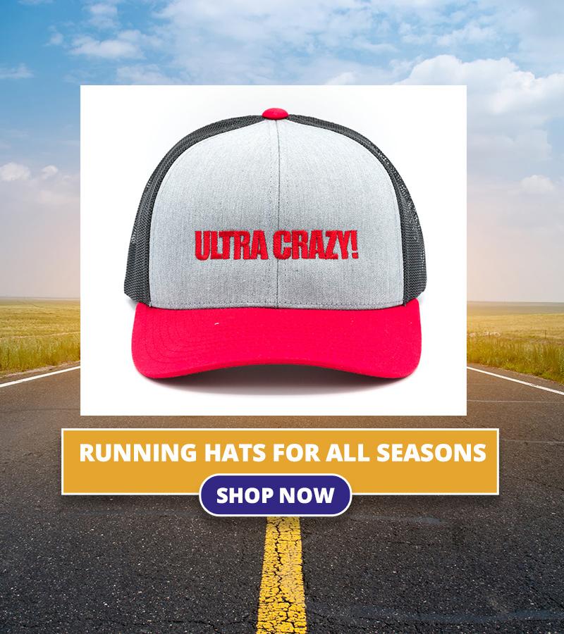 Ultra Crazy - Runner Trucker Hat