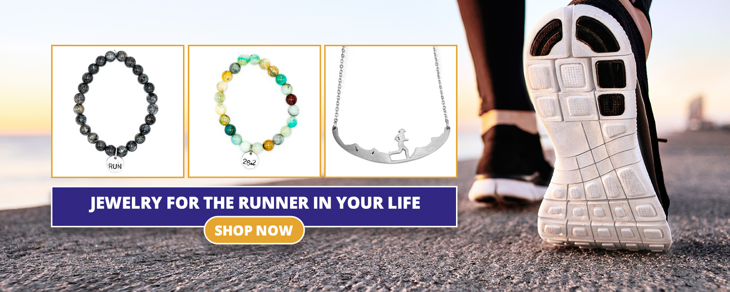 Running Jewelry for the Runner in Your Life