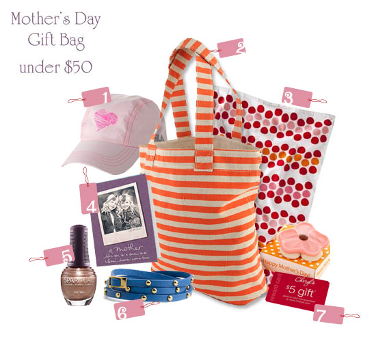 Mother s day gift bag under