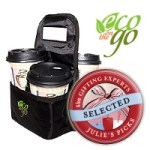 Julie's Picks: Eco on the Go Reusable Drink Tote