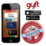 Julie's Picks: Gyft App for Apple and Android