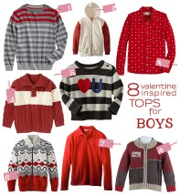 Valentine Clothes for Boys