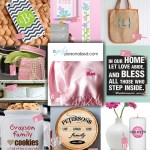 Top 10 Thursdays: High Quality Personalized Gifts from A Gift Personalized, Perfect for Spring Weddings, Mother's Day and more!