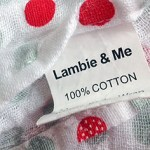 Tiny Tots Tuesdays: There's a New Swaddler in Town, Meet Lambie & Me