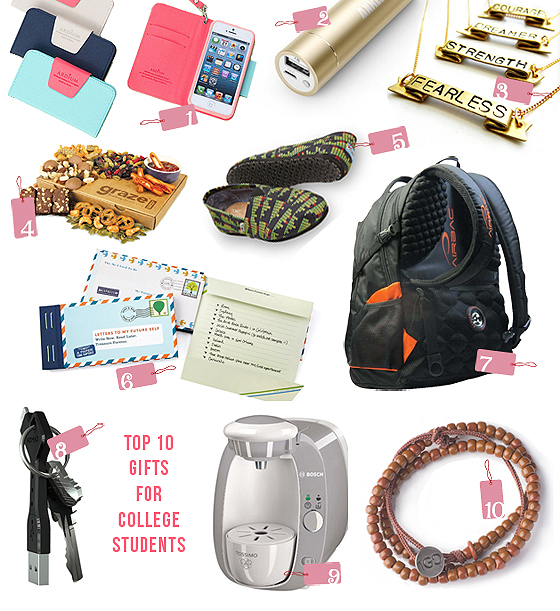 Christmas gifts for college kids