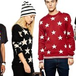 Fashion Fridays: Take Patriotic From Summer To Fall with Great Sweaters from ASOS