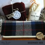 Aster Market December Box… Warm and Cozy!