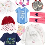 Fashion Friday: Feel the Love with these Kids Clothes and Accessories under $25!
