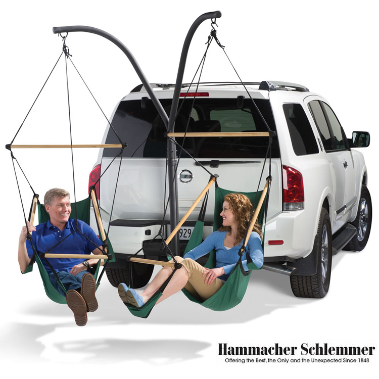 football_tailgate_hammock_party_fall_accessories_truck_hammacher-schlemmer