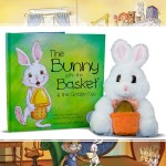 Start a New Easter Tradition with The Bunny with the Basket…