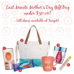 One Stop Shop! Last Minute Mother's Day Gift Bag Under $50 with Products from Your Local Target…